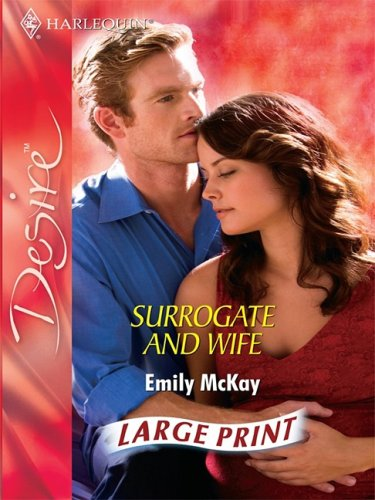 9780263198805: Surrogate and Wife (Silhouette Desire)