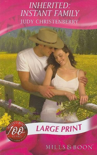 9780263201048: Inherited: Instant Family (Mills & Boon Historical Romance)