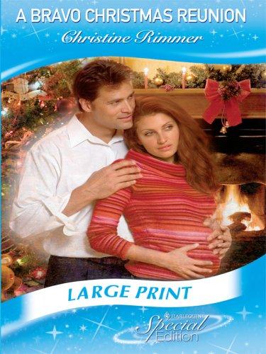 9780263201512: Bravo Christmas Reunion