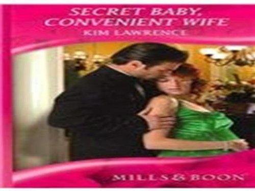 9780263202403: Secret Baby, Convenient Wife (Mills & Boon Romance)