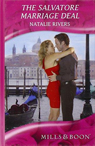 9780263202427: Salvatore Marriage Deal (Romance)