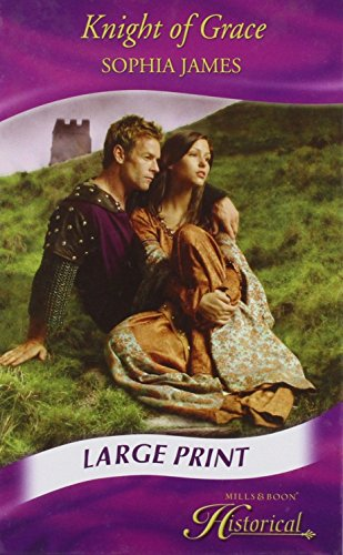 9780263206678: Knight of Grace (Mills & Boon Historical Romance)
