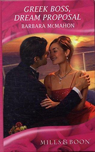 9780263207941: Greek Boss, Dream Proposal (Mills & Boon Hardback Romance)