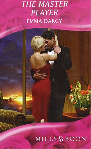 9780263208382: The Master Player (Mills & Boon Hardback Romance)