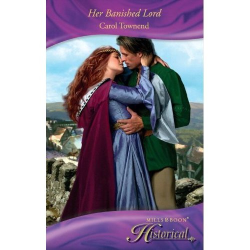 9780263211658: Her Banished Lord (Mills & Boon Largeprint Historical)