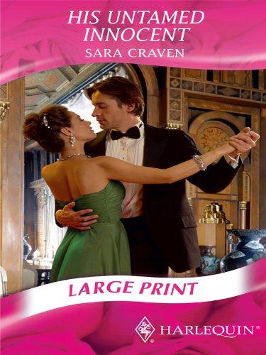9780263212532: His Untamed Innocent (Romance Large Print)