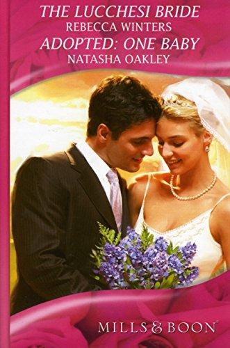 9780263212785: The Lucchesi Bride (Mills & Boon Hardback Romance)