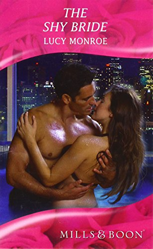 9780263213379: The Shy Bride (Mills & Boon Hardback Romance)