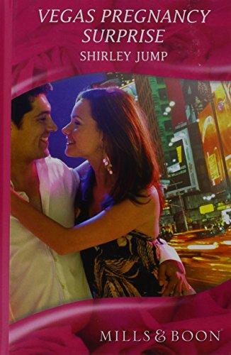 Vegas Pregnancy Surprise (Mills & Boon Hardback Romance): Jump, Shirley