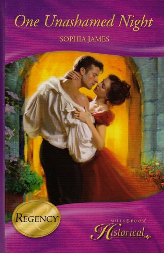 9780263214437: One Unashamed Night (Mills & Boon Hardback Historical)