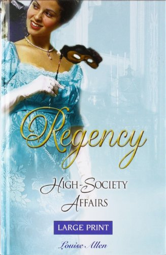 9780263216028: Society Catch (Regency High Society Affairs LP)