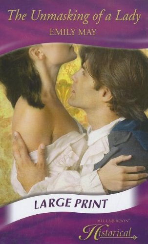 9780263218527: The Unmasking Of A Lady (Mills & Boon Historical Romance)