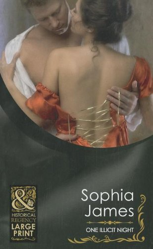 One Illicit Night: James, Sophia