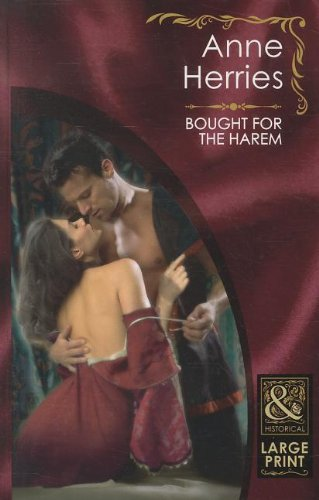 9780263218800: Bought For The Harem