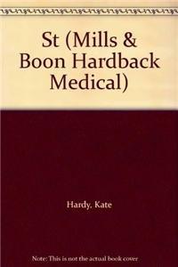 9780263218954: St (Mills & Boon Hardback Medical)