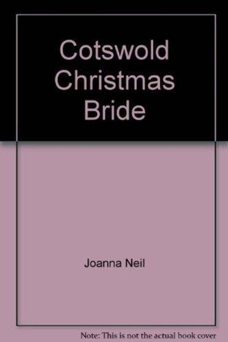 9780263219197: A Cotswold Christmas Bride