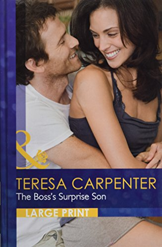 9780263222371: The Boss's Surprise Son