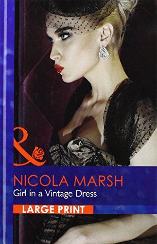 9780263222470: Girl In A Vintage Dress