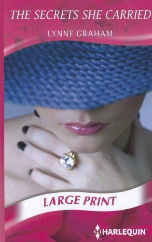 9780263226225: The Secrets She Carried (Mills & Boon Largeprint Romance)