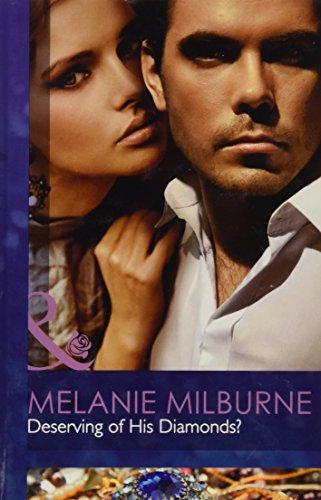 9780263226997: Deserving of His Diamonds? (Mills & Boon Hardback Romance)