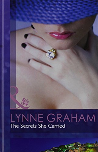 9780263227475: The Secrets She Carried (Mills & Boon Hardback Romance)