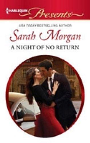 A Night of No Return (Mills & Boon Largeprint Romance): Morgan, Sarah