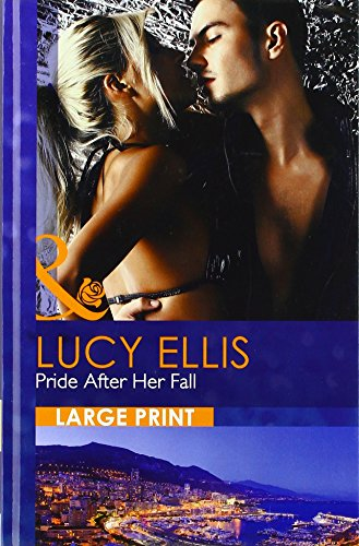 9780263231977: Pride After Her Fall (Mills & Boon Largeprint Romance)