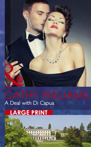9780263232424: A Deal with Di Capua (Mills & Boon Largeprint Romance)