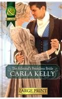 The Admiral's Penniless Bride (Mills & Boon: Kelly, Carla