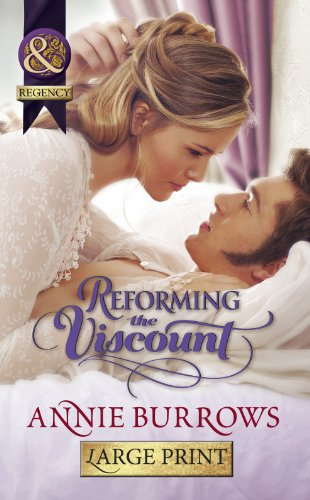 9780263232837: Reforming The Viscount (Mills & Boon Historical Romance)