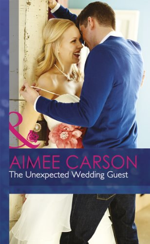 9780263235081: THE UNEXPECTED WEDDING GUEST (MB Romance HB)