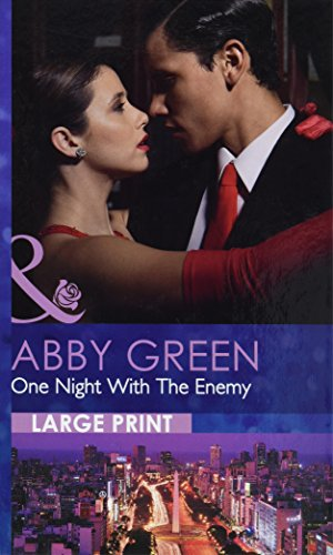 9780263236583: One Night with the Enemy