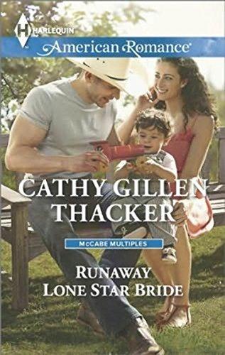 Runaway Lone Star Bride (Mills & Boon Largeprint Cherish): Thacker, Cathy Gillen