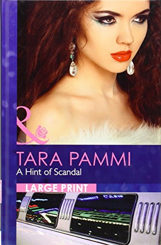 9780263240214: A Hint Of Scandal
