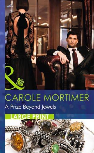 9780263240702: A Prize Beyond Jewels (Largeprint Romance)