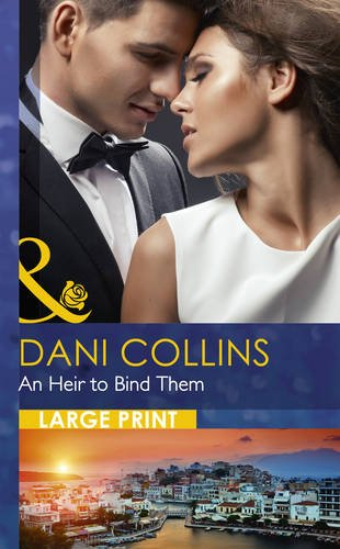 9780263241099: Heir to Bind Them (Mills & Boon Largeprint Romance)