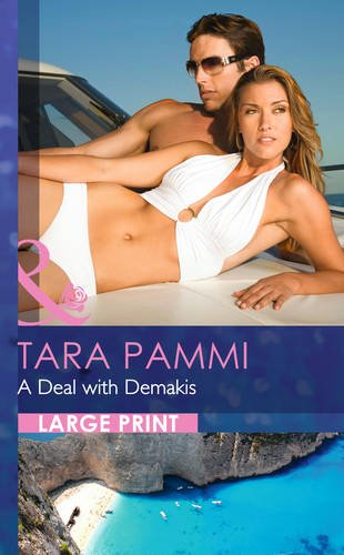 9780263241198: A Deal With Demakis
