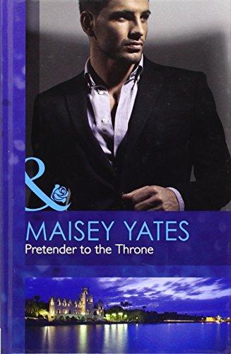9780263241808: Pretender to the Throne (Mills & Boon Hardback Romance)