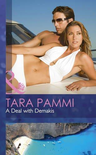 9780263242553: A Deal with Demakis (Mills & Boon Hardback Romance)