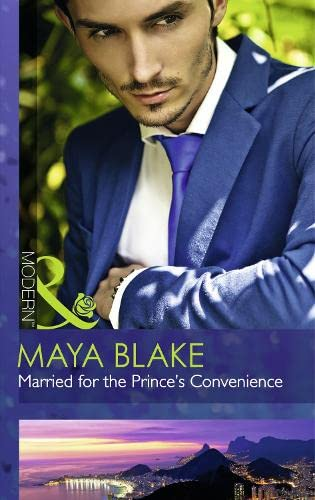 9780263248807: Married For The Prince's Convenience (Modern)