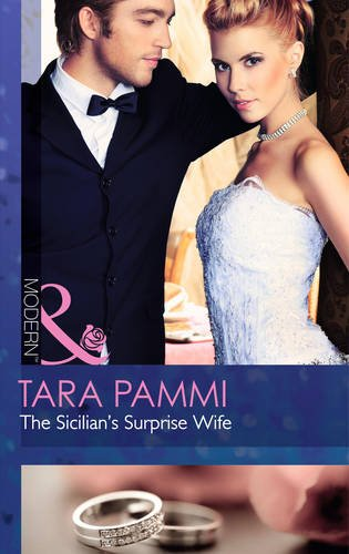 9780263248814: Sicilian's Surprise Wife (Society Weddings)