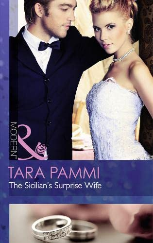 9780263248814: The Sicilian's Surprise Wife (Society Weddings)