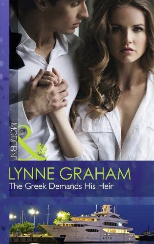 9780263248951: Greek Demands His Heir (The Notorious Greeks)