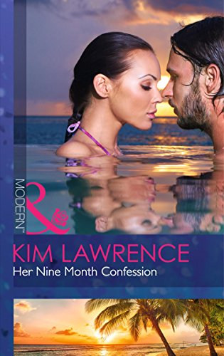 9780263249088: Her Nine Month Confession (One Night With Consequences)