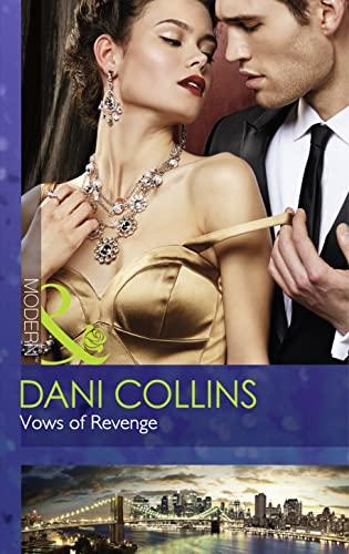 9780263249118: Vows of Revenge
