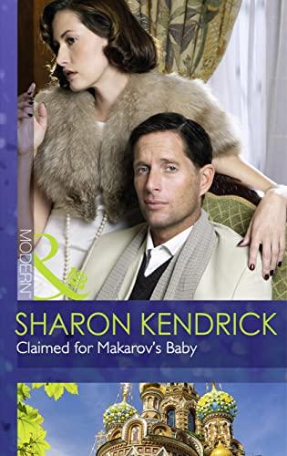 9780263249156: Claimed for Makarov's Baby