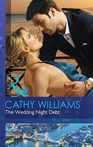 The Wedding Night Debt: Williams, Cathy