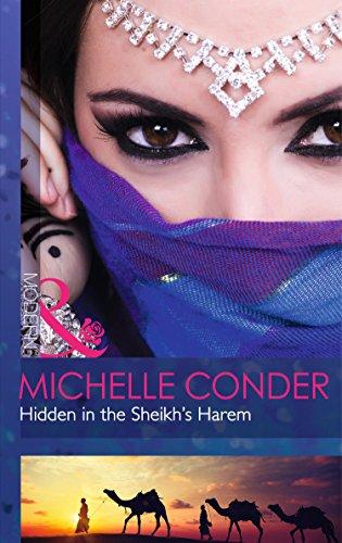 9780263249200: Hidden in the Sheikh's Harem