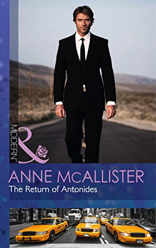 9780263249224: The Return Of Antonides (Modern)