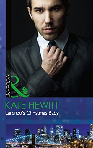 9780263249316: Larenzo's Christmas Baby (One Night With Consequences, Book 13)